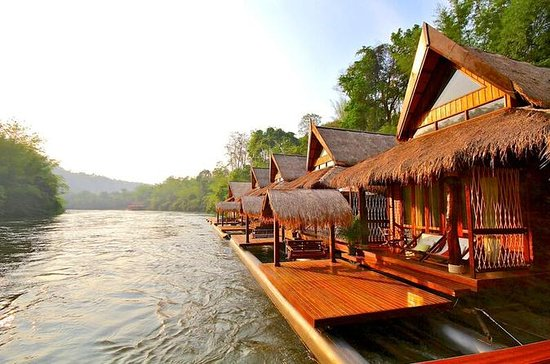3-Day River Kwai Floathouse Tour from...