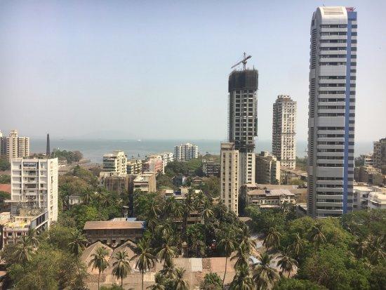 Vivanta by Taj - President, Mumbai: Vista dos aptos da frente