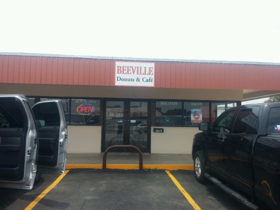 Welcome to Beeville Donuts!