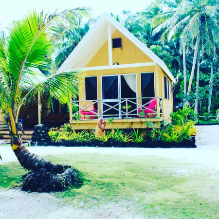 Frangipani bungalow Picture of SaMoana Beach Bungalows Salamumu