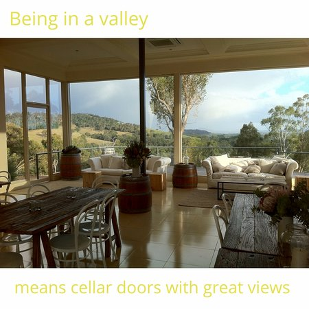Healesville, Australien: We are spoilt for choice with amazing views in the Yarra Valley