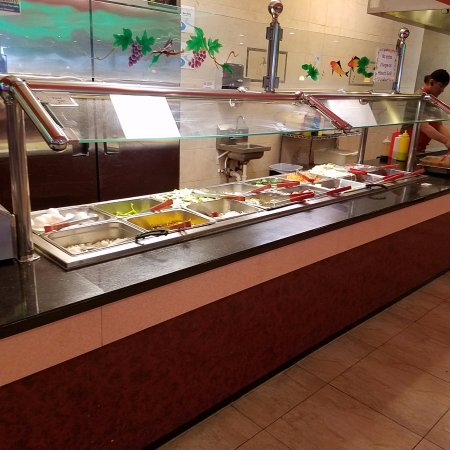 Terrific Buffet 11 Raw Bar For Mongolian Bbq Picture Of Hibachi Home Interior And Landscaping Oversignezvosmurscom