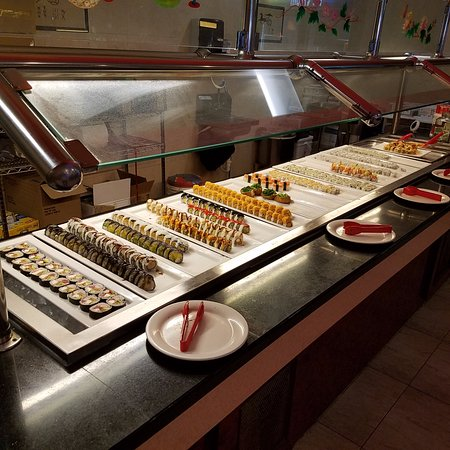 Pleasing Buffet 12 Yummy Sushi Picture Of Hibachi Grill Supreme Home Interior And Landscaping Oversignezvosmurscom