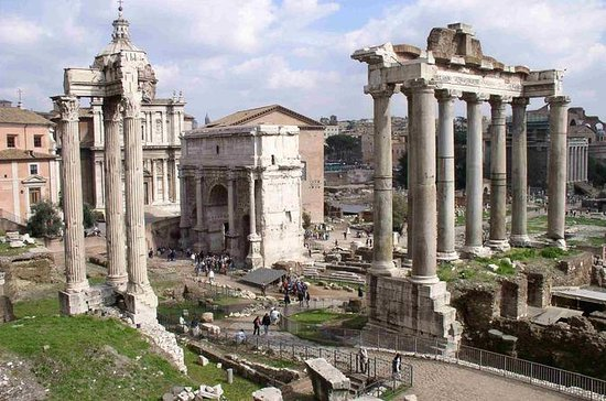 Private Tour: Rome Highlights with