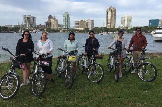 Small-Group Electric Bike Tour of...