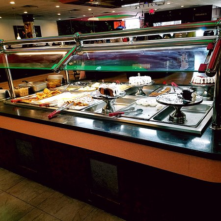 Wondrous Buffet Bar 2 Dessert Picture Of Hibachi Grill Supreme Home Interior And Landscaping Oversignezvosmurscom