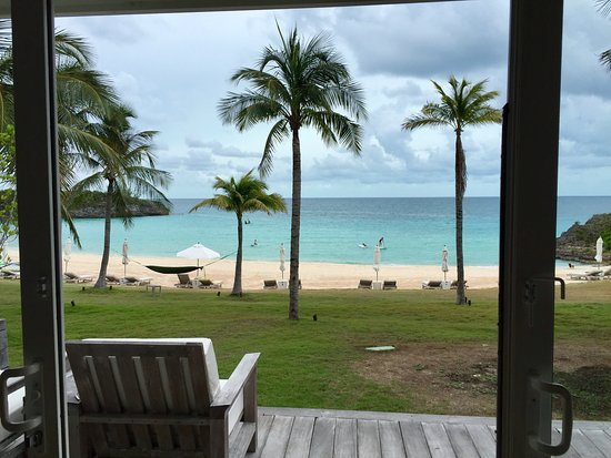 The Cove Eleuthera: View from inside Caribbean Cove Suite #5 - amazing!