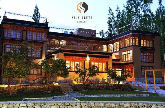 The Silk Route Ladakh