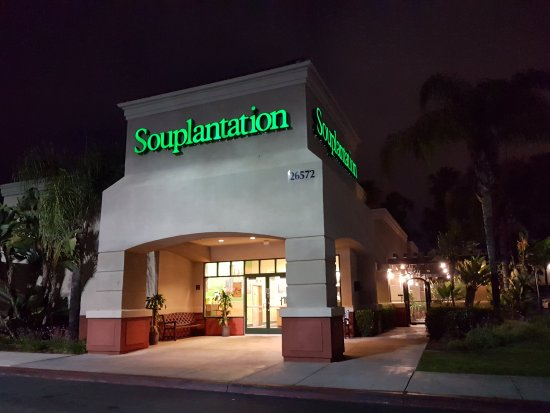 Lake Forest, Californië: Souplantation
