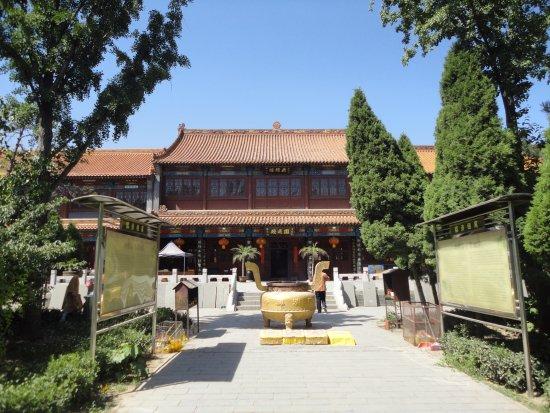 Zhengding County, Chine : Linji Temple