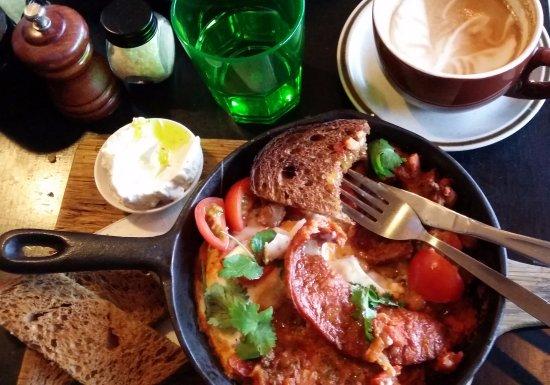 Ryde, Australia: Tasty brekky, well-presented