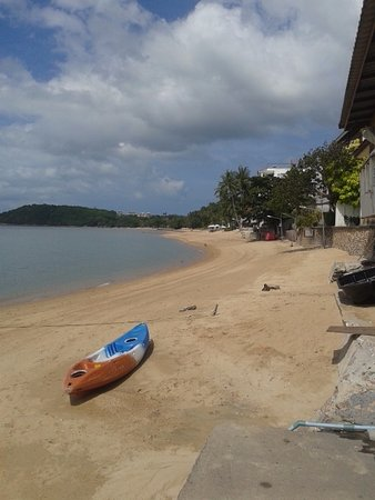 Bophut, Tailandia: Fishermans' village
