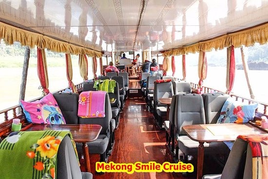 Mekong Smile Cruise