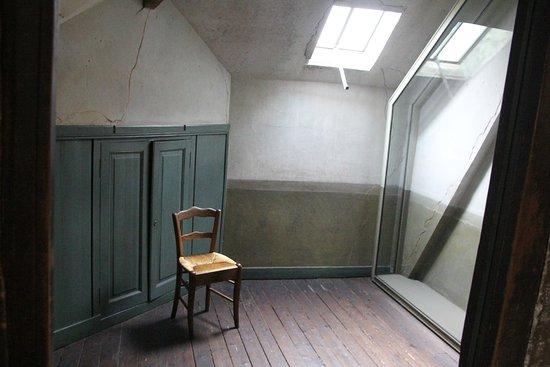 Maison auberge de van gogh auberge ravoux auvers sur for Auberge ravoux maison van gogh