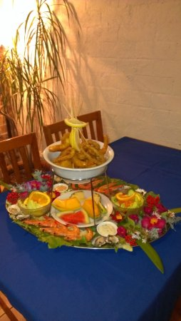 Idlewilde Town & Country Motor Inn: Senior Seafood Exclusive