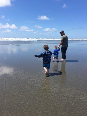 Ocean Shores, Waszyngton: We