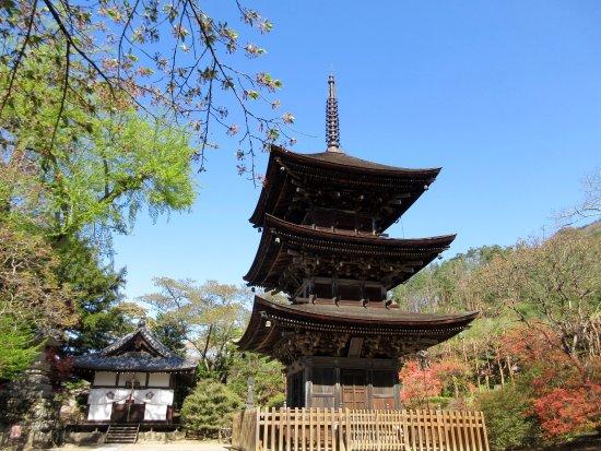 Zensanji Temple