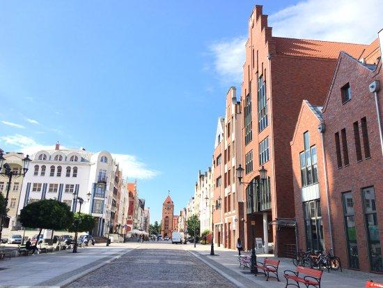 Old Town Elbląg