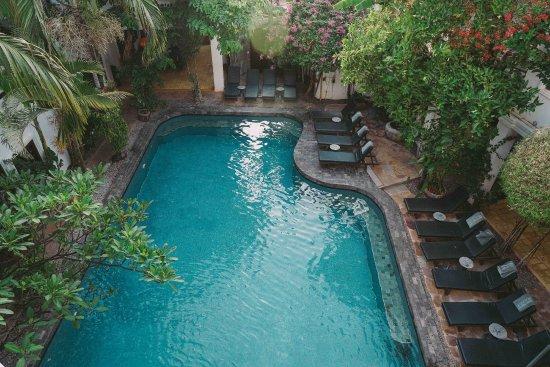Rambutan Resort - Siem Reap : View from the balconies