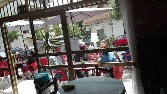 Vinyols i Els Arcs, Spanyol: Restaurante Els Olivers