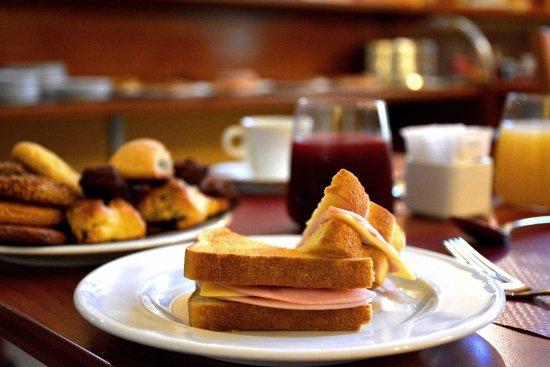 Hotel Il Gabbiano: Breakfast al Gabbiano Hotel