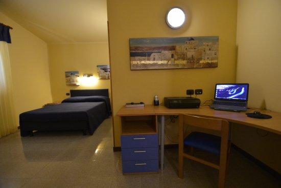 Hotel Il Gabbiano: Business Room