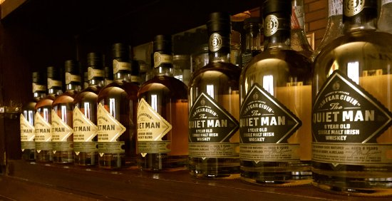 Quiet Man Irish Whiskey