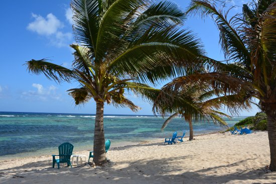 Bodden Town, Grand Cayman: Perfect place to relax