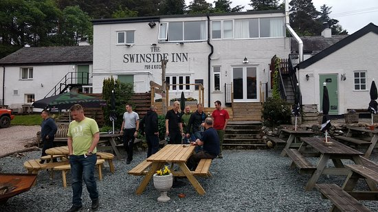 Swinside Inn: Great little hide away