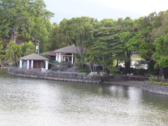 Granada, Nikaragua: Holiday house on island