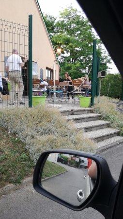 Soissons, França: le restaurant ou le personnel est débordé !