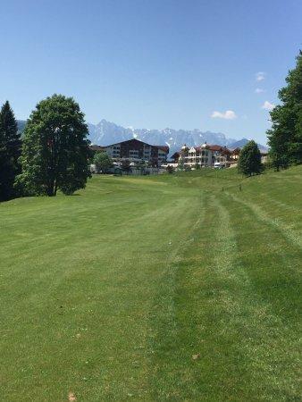 Коссен, Австрия: Golfclub Reit im Winkl