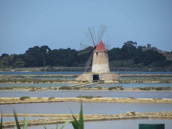 Isola di Mozia (Mothia)/ San Pantaleo: moulin