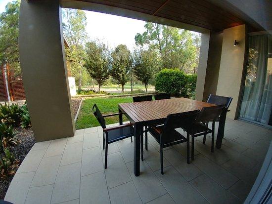 Rothbury, Australia: Nice outdoor area