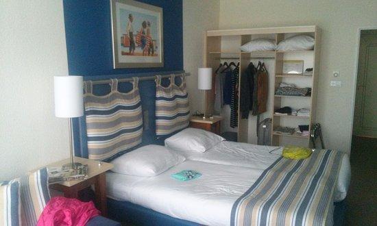 WestCord Hotel De Wadden: Kamer 30