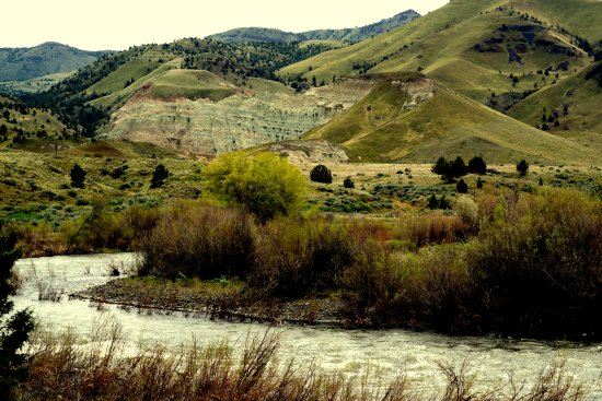 John Day Fossil Beds National Monument Picture