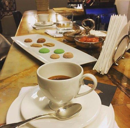 Terme Manzi Hotel & Spa: Caffè time