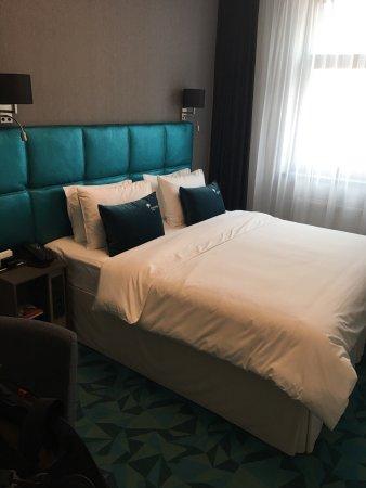 Новый отель