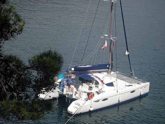 Ecclesia Catamaran Sailing Trips