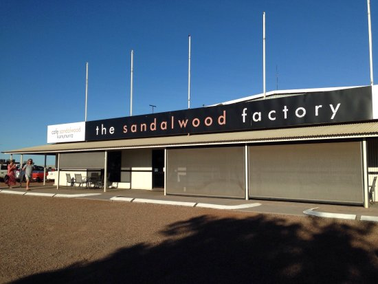 ‪The Sandalwood Factory‬