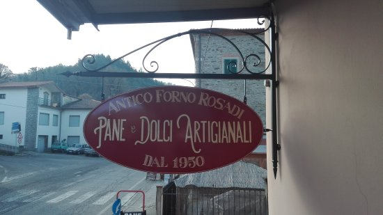 Palazzo del Pero, Italia: Molino Panificio Flli Rosadi Snc