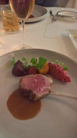 L'Auberge Provencale Restaurant: lambchop