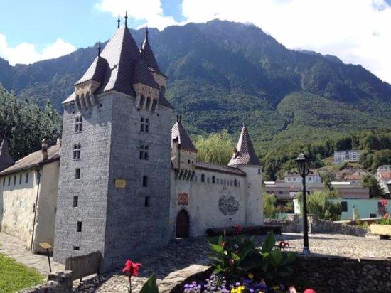 Canton of Valais Resmi