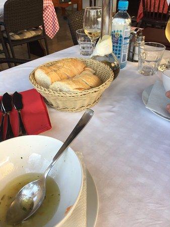 Konoba Istriana : zupa rybna