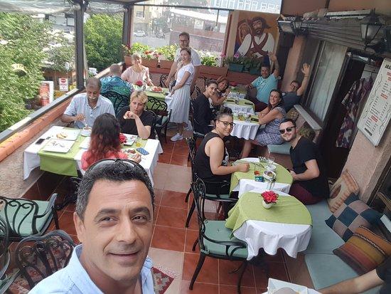 Ararat hotel istanbul tyrkiet hotel anmeldelser for Ararat hotel istanbul