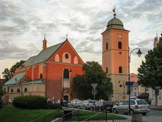 Kosciol Sw. Wojciecha i Stanislawa