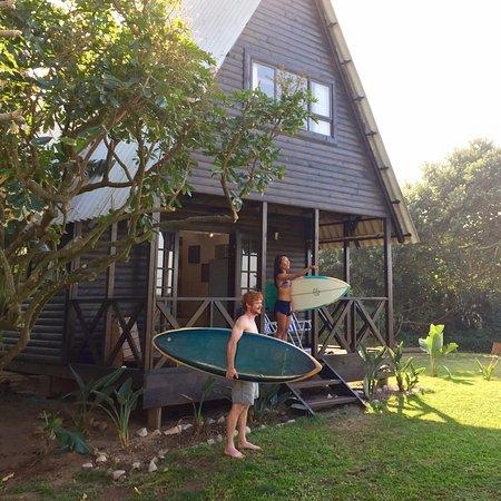 Umzumbe Surf House & Surf Camp: Sea View Bungalow