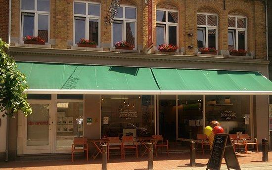 Gastenverblijf De Arend: front of the hotel