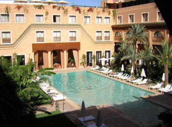 photo de les jardins de la koutoubia marrakech tripadvisor. Black Bedroom Furniture Sets. Home Design Ideas