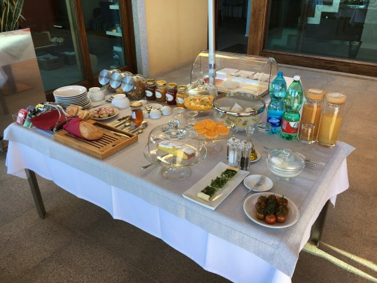 Relais Abaton, Exclusive B&B: Breakfast for 2